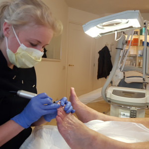 Rodin Beautycenter Pedicure Wilp